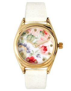Enlarge ASOS Vintage Floral Watch