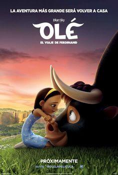 Olé: el viaje de Ferdinand (2017)