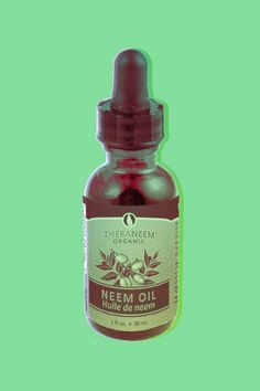 I initially bought a bottle of the cold-pressed oil to treat some eczema on my fiance's hand and ended up using it in my hair masks, putting a few drops in my oil cleanser and even massaging it on my gums. Neem oil is pressed from the neem tree and is considered a necessity in India, prized for its powerful antifungal, antiviral, antimicrobial, and anti-inflammatory