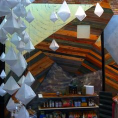 Awesome installation at anthropologie store!