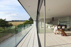 Hurst House, Bourne End, United Kingdom | by Strom Architects, John Pardey Architects, Magnus Strom