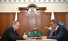 Рабочая встреча с губернатором Севастополя Сергеем Меняйло  6 июля 2016  http://www.kremlin.ru/events/president/news/52482