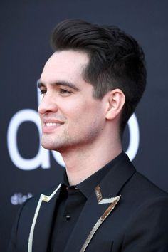 Brendon Urie of Panic! at the Disco attends the 2019 Billboard Music Awards at MGM Grand Garden Arena on May 2019 in Las Vegas, Nevada. Get premium, high resolution news photos at Getty Images Disco Songs, Mgm Grand Garden Arena, Matt Healy, Tyler Blackburn, Jamie Campbell Bower, Daniel Gillies, Billboard Music Awards, Panic! At The Disco, Rock Legends