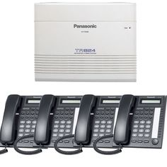 Cool Panasonic Small Office Business Phone System Bundle Brand New includiing KX-T7730 4 Phones Black and KX-TA824 PBX Advanc...  Best Office Electronics under 800 Check more at http://seostudio.top/2017/2017/04/05/panasonic-small-office-business-phone-system-bundle-brand-new-includiing-kx-t7730-4-phones-black-and-kx-ta824-pbx-advanc-best-office-electronics-under-800/