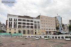 El bulevar de la Avenida Colombia, el paseo que cambiará el centro de Cali El paseo de la Avenida Colombia está cambiando el entorno y atrayendo nueva inversión. Bancos, hoteles y restaurantes ya están allí.