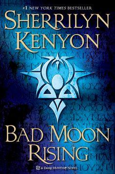 Pasión por la novela romántica: Reseña de Bad Moon Rising - Sherrilyn Kenyon