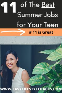 Wow! This article includes summer jobs for teens that my teenager can actually do! It even includes summer jobs for 15-year-olds. #summerjobsforteenagers #summerjobsforteensmoney #summerjobsforteens Summer Jobs For Teens, Best Summer Jobs, How To Get Money Fast, Hobbies That Make Money, Finance Quotes, Finance Tips, Money Saving Tips Uk, Prayer For Finances, Get Money Online