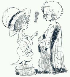 One Piece, Monkey D. Luffy, Zoro