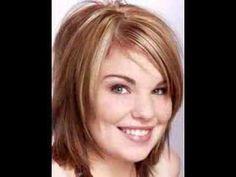 Tipo de Cara Mujer y cortes de cabello - YouTube