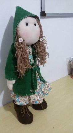 ÓTIMA OPÇÃO PARA PRESENTEAR SI MESMA. (gente grande também gosta de boneca) Criação e Arte: By Aurea Pfiffer Sherif Um produto 100 % Artesanal feito exclusivamente para você!!