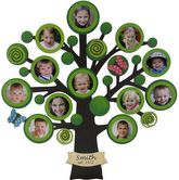 Memory keepers treasure the family tree. Our whimsical, decorative display from Embellish Your Story features a spot for everyone's smiling face.