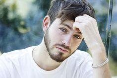 Close-trimmed beard = best style