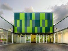 Social Center in Mesoiro Spain.  By: Estudio de Arquitectura NAOS