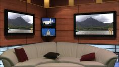 Here S An Example Of What The New Couch Looks Like With A Green Screen Background Pretty And