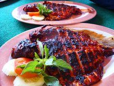 Balinese Grilled Mackerel
