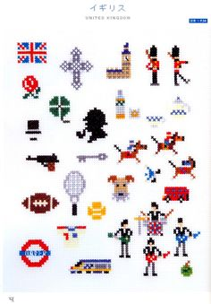 UK cross stitch