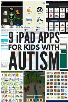 Looking for the best apps for autism? From language development apps for non-verbal kids to Social Story development tools, we& got 9 fabulous picks! Autism Apps, Autism Learning, Autism Education, Autism Sensory, Adhd And Autism, Autism Parenting, Autism Activities, Autism Resources, Autism Classroom