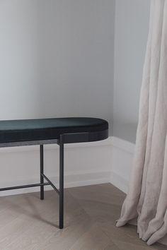 Design by Theresa Arns: das Nova Bench Sitzmoebel
