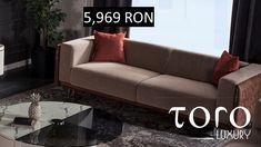 Modern si confortabil, Lizbon Living are o eleganta desavarsita si poate fi cumpărat direct din Showroom-ul #TORO Luxury, din Bd. Pipera 200A, la un pret special. Rezervari si comenzi: 0746 661 384   Preturi: 1 canapea + 2 fotolii - 9.889 RON TVA inclus (pret de showroom). Living, Showroom, Couch, Luxury, Modern, Furniture, Home Decor, Homemade Home Decor, Sofa
