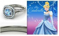 Un amore da favola: gli anelli di fidanzamento ispirati alle principesse #Disney | #Cenerentola