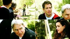 """NCIS Season 3 Episode 4 - """"Silver War"""" ~ Tony: Remind me never to piss her off. Gibbs: Oh, DiNozzo, you have no idea."""