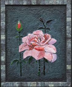 Mosaic.Розы