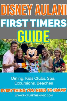 [UPDATED] Disney Aulani First Timer's Guide Learn everything you need to know about Aulani, a Disney resort and spa for a 2019 Disney vacation! Disney Vacation Club, Best Vacation Spots, Hawaii Vacation, Hawaii Travel, Disney Resorts, Disney Vacations, Disney Trips, Disney Travel, Family Vacations