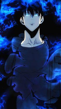 "Sung Jin-Woo "" Solo Leveling "" Mini Art Print by pauloarte Manga Anime, Manhwa Manga, Anime Demon, Manga Art, Cool Anime Wallpapers, Animes Wallpapers, Character Art, Character Design, Dark Anime Guys"