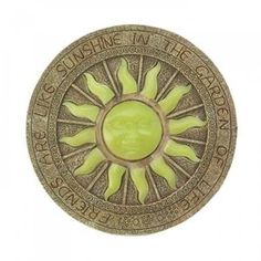 Picture of Bursting Sun Glowing Stepping Stone