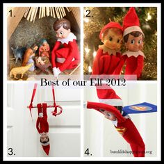 Best of our Elf-on-the-Shelf