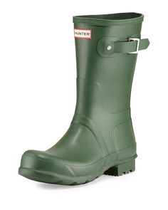Original Refined Tall Wellington Boots, WHITE, hi res