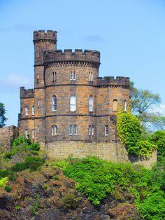 Governor's House of Calton Gaol, Edinburgh