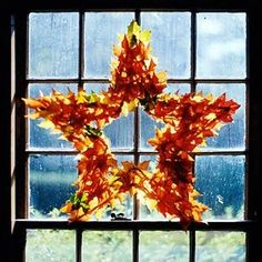 autumn decor | Finesse Your Nest: More easy Fall decorating ideas!