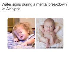 Libra = Air Sign