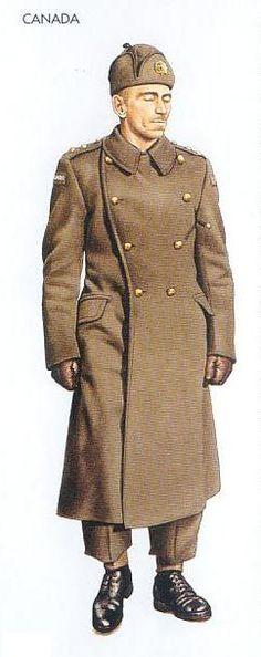 Canada - 1944 Jan., England, Private, Le Regiment de Levis. Pin by Paolo Marzioli