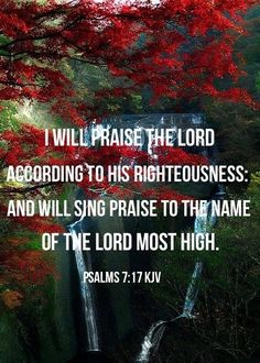 Resultado de imagen para psalm 7
