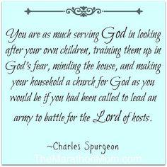 {Spurgeon on motherhood}