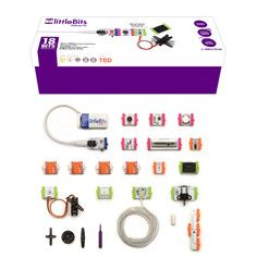 littleBits Deluxe Kit, $199, now featured on Fab.