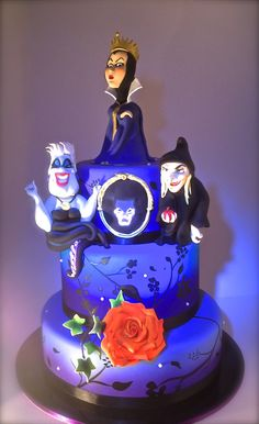 cake witches by arte