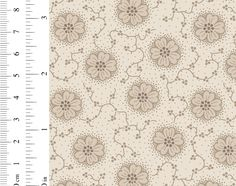 Ginger Lily Studio Expressions: AS0102 cw01 Dotted Line, Small Flowers, Chevron, Lily, African, Quilts, Studio, Fabric, Collection