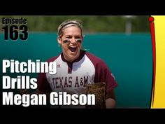 Fastpitch Softball Pitching Drills - Megan Gibson