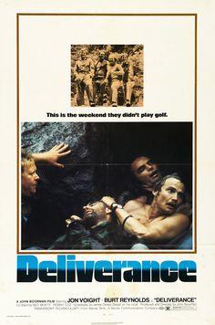 Deliverance (1972) [Amarga pesadilla / Deliverance - Defensa / La violencia está en nosotros]