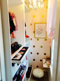 one-sided-walk-in-closet - The Happy Housie