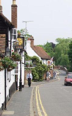 St Michaels, St.Albans Hertfordshire...