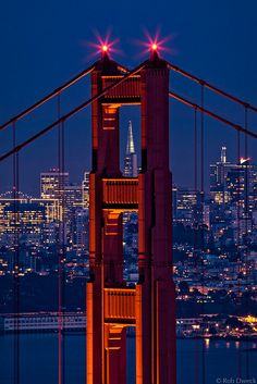 Transamerica Pyramid in the North Tower Golden Gate National Recreation Area, California; photo by Rob Dweck