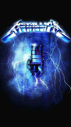 Metallica Album Covers, Metallica Albums, Apple Ipad Wallpaper, 80s Rock, Pokemon, Hard Rock, Rock Bands, Heavy Metal, Rock And Roll
