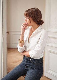 Sezane's January Capsule Collection. Cookout Outfit, Outfits For Teens, Trendy Outfits, Fashion Outfits, Fashion Trends, Boho Summer Dresses, Summer Outfits, Tom Girl, Minimal Outfit