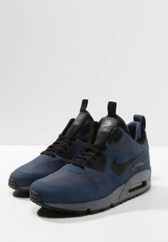 quality design a028a 86f18 Nike Sportswear AIR MAX 90 UTILITY - Sneakers - squadron blue black dark  grey - Zalando.se