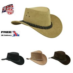 These are well designed cowboy hats made from real genuine leather. They also come in various colors and designs. Leather Cowboy Hats, Hat Making, Colors, Accessories, Collection, Fashion, Moda, Fashion Styles, Colour
