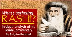 What's Bothering Rashi? Parshat Kedoshim: Love the Convert